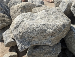 "Grey Granite Large landscaping Boulders 30"" - 36"" near me"