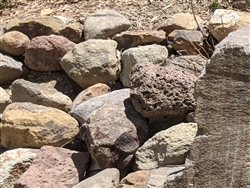 "Napa Wine Country Boulders Rock 12"" - 18"""
