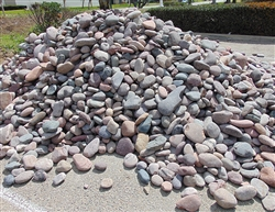 "Arizona River Rock Cobbles Mixed 6"" to 18"""