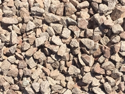 "Belmont Gold Gravel 1"" Minus Truck Load - Landscape Supply"