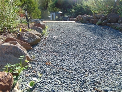 "Blue Moon Gravel 3/8"" Screened - Landscape Materials Near Me"