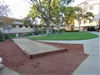 Bocce Court Gold Surface Dry Mix