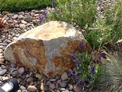 Apache Sunset Boulders 2 to 4 feet