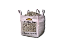 Desert Gold Decorative Landscape Gravel - Gravel Prices Near Me