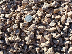 "Desert Gold Gravel 3/4"" Screened  Truck Load - Landscape Materials Near Me"
