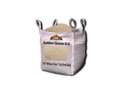 "Golden Queen Decomposed Granite 1/4"" Minus"
