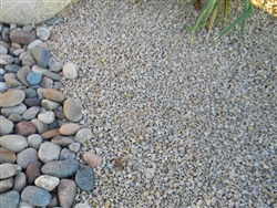 "Palomino Coral D.G. Fines 1/4"" Screened Truck Load - Gravel Driveway"
