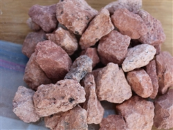 "Apache Pink Gravel 1/2"" Truck Load - Gravel Driveway"