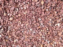 "Cactus Berry Gravel 1"" Truck Load - Crushed Stone"