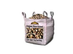 "Copper Rose Landscape Gravel 3/4"" - Landscape Rock Near Me"