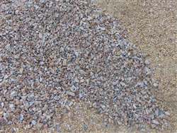 "Copper Rose Gravel 3/4"" Truck Load"