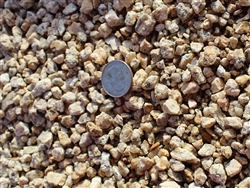 "California Gold Granite Gravel 3/4"" Per Ton"