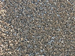 "Sahara Gold Gravel 3/8"" Truck Load - Landscape Rocks"