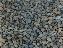 "Sahara Gold Gravel 3/4"" Truck Load - Landscape Rocks"