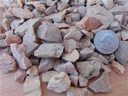 "Arizona Blonde Gravel 3/4"" Truck Load"