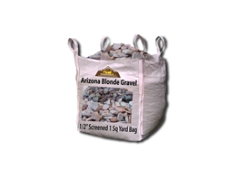 "Arizona Blonde Landscape Gravel 1/2"" - Landscape Rock Near Me"
