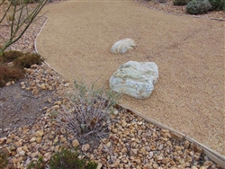 Coyote Gold Driveway Decomposed Granite