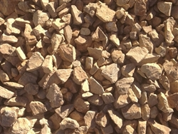 "Navajo Gold Gravel 3/4"" - Landscape Supply"