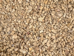 "Apache Gold Gravel 3/8"" Screened Truck Load"