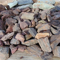 "Table Mesa Brown Gravel 1"" Screened Per Ton"