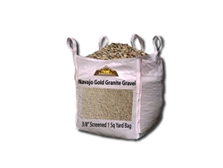 Navajo Granite Gravel 3/8""