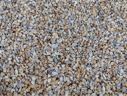 "Sonoma Gold Gravel 3/8"" Screened TruckLoad - Landscape Materials"