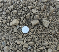 "Cowboy Coffee Gravel 3/4"" Minus - Landscaping Rocks Near Me"