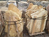 "Arizona Flagstone Buckskin Select 1-1/4"" Minus"