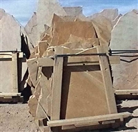 Arizona Flagstone Gold Buckskin Select 1-3/4""