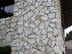 "Lompoc Oatmeal Flagstone Patio Grade 1-1/2"" thick to 2-1/2"""