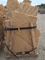 "Arizona Buckskin Swirl Flagstone Select 1"" to 1-3/4"""