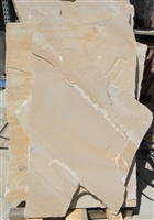 "Arizona Flagstone Buff Select 3/4"" to 1-3/4"""