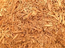 Golden Colored Landscape Mulch Per 20 Yards