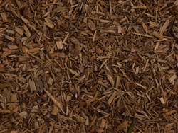 Brown Colored Landscape Mulch Per 100 Yards