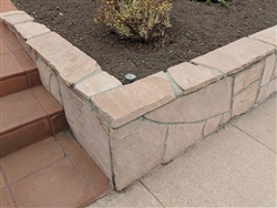 Arizona Flagstone Peach Patio 2""