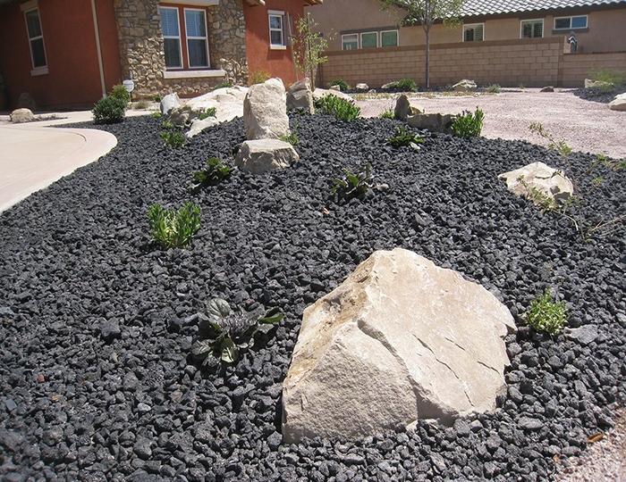 Landscape Rock Gravel River Rock Crushed Granite D G Seller