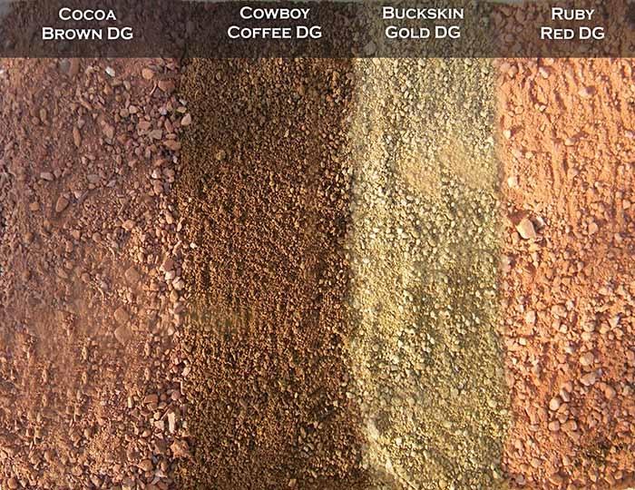 Decomposed Granite Color Choices Crushed Granite Top Soil Seller