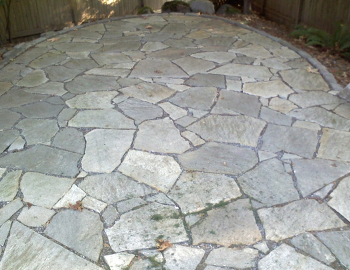 Silver Amber Quartzite Flagstone On Sale At Low Discounted