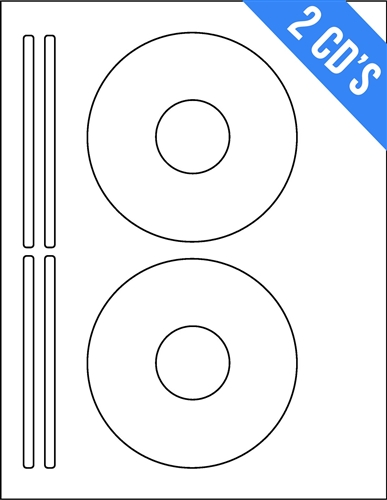 staples cd label template