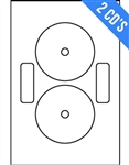 Neato CLP-192121 192370 192372 192377 Compatible - Labels on Sheets