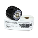 "Dymo Compatible 99019 - 2-5/16"" x 7-1/2"" - 1-Part Internet Postage Labels"