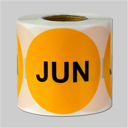 Months of the year: June Sticker 2""