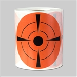 Target Pasters Round Adhesive Shooting  Sticker