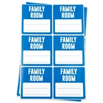 Family Room Memo Moving Stickers