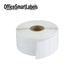 "1.5"" x 0.5"" Direct Thermal Labels ( Permanent Adhesive - 1 Inch Core )"