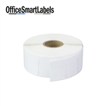 "1.25"" x 0.85"" Direct Thermal Labels ( Permanent Adhesive - 1 Inch Core )"