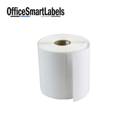 "3.5"" x 1.5"" Direct Thermal Labels ( Permanent Adhesive - 1 Inch Core )"