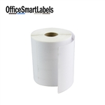 "4"" x 2-1/2"" Direct Thermal Labels ( Permanent Adhesive - 1 Inch Core )"