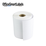 "4"" x 5"" Direct Thermal Labels ( Permanent Adhesive - 1 Inch Core )"