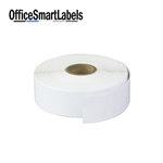 "1"" x 3"" Removable Direct Thermal Labels ( Permanent Adhesive - 1 Inch Core )"